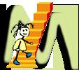 Logo Montesori Društvo Srbije
